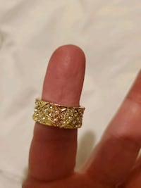 Ring...Dimond & Gold