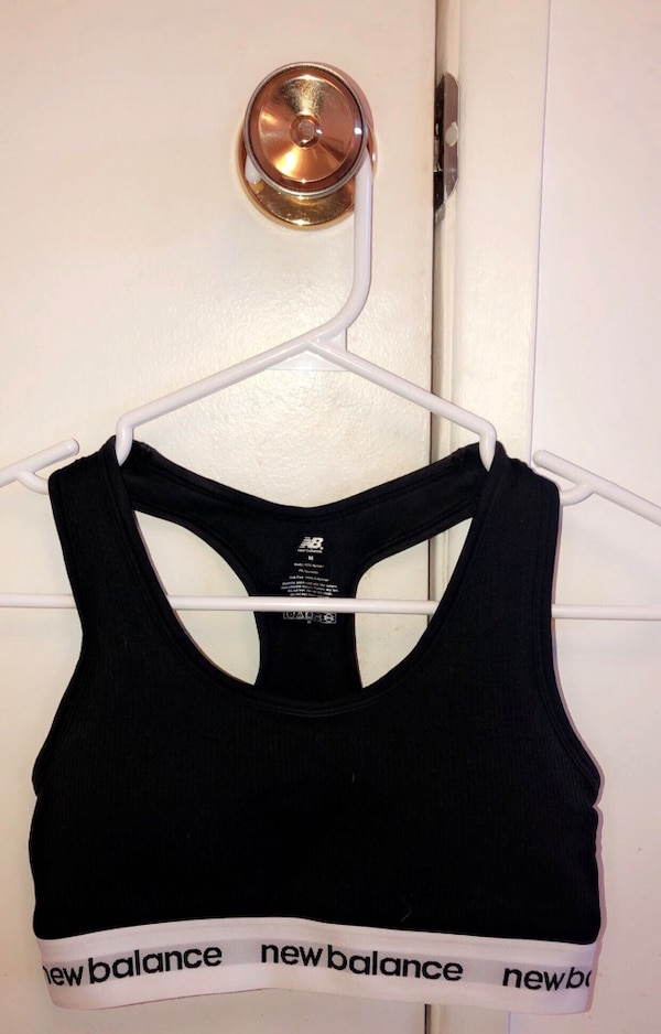 New Balance sports bra - never used, size Medium