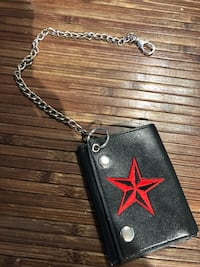 Wallet with chain  Edmonton, T5K 1A4