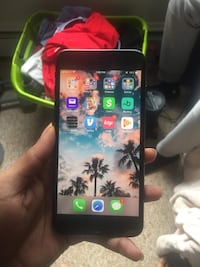 Black iPhone 8 plus sprint. Only serious buyers  Golden Valley, 55426