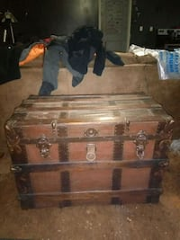 Chests trunk