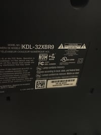 """32"""" Sony LCD TV Mountain View, 94040"""