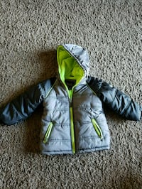 Toddler Snow Jacket size 3T Bakersfield