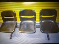 3 SEAT BENCH SALON BARBER RECEPTION WAITING ROOM Mississauga, L4W 1Y4