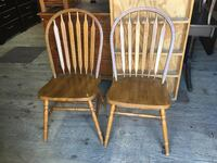 #D1986 - 2 Chairs  Galion