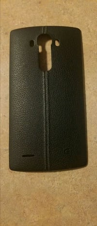 Original LG G4 leather back cover Brampton, L6T 3R5