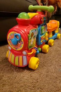 Vtech sit to stand ultimate alphabet train Mesa, 85207