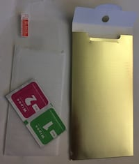 screen protector for IPhone 5, SE Edmonton, T5K 2J7