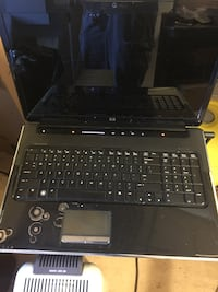 As is Hp dv7 laptop has black screen Washington, 20012