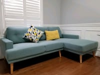 Sectional Fabric Sofa Brampton, L7A 3L3