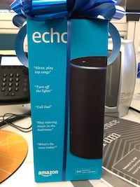 Amazon Echo Second Generation Chevy Chase, 20815