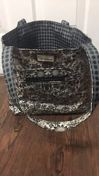 black and white floral backpack Lake Charles, 70601