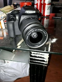 Canon Rebel T6 Camera Toronto, M4S 1G7