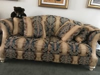 Couch with pillows to match LEESBURG
