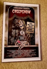 Brand New 11x17 poster Creepshow  Bunker Hill, 25413