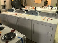 Brand new matching Whirlpool HE washer and dryer sets  Barberton, 44203