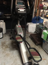 black and gray elliptical trainer Dumfries, 22026
