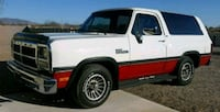 1992 Dodge Ramcharger LE Las Vegas