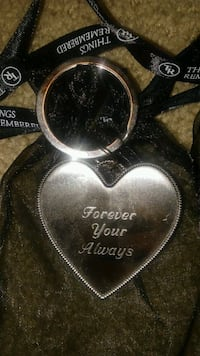 Forever and always Customized keychains Tacoma, 98409