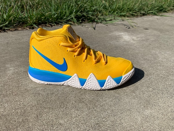 "hot sale online b5d7f 9e2e7 Kyrie 4 General Mills ""Kix Cereal"""