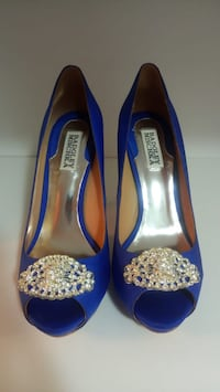 Wedding Pumps -Badgley Mischka Pickering, L1X