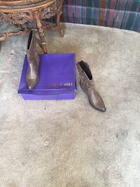 Two pairs of really nice boots