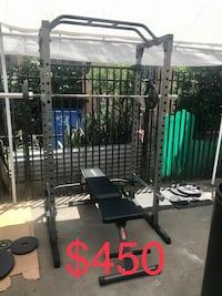 Power Rack Squat Rack Rated for 800lbs BRAND NEW IN BOX