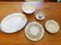 LENOX Southern Vista China set - Mint Condition!   Arlington, 22207
