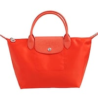 Longchamp | Le Pliage Neo | Medium | Orange Montréal, H3M 2X2