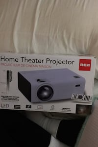 Home theater projector RCA