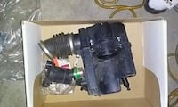 black and gray air impact wrench Edmonton, T5J 4Y8