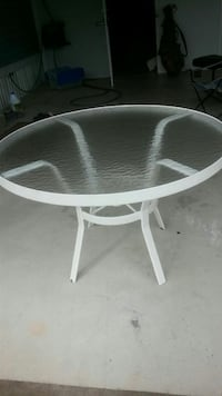 """Outdoor table 42"""""""