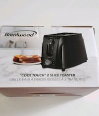 Brentwood Cool Touch Toaster  Toronto, M6H