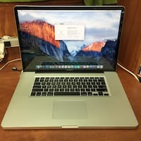 Apple MacBook Pro 17 Notebook MADRID