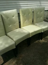 4 chairs total for $25 Calgary, T3J 2A8