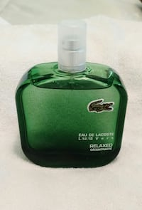 Lacoste L.12.12 Vert Cologne for men !!! Houston