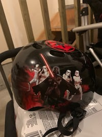 Multi-sports helmet for kids EDMONTON