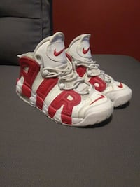 Nike Uptempos size 6 Paterson, 07501
