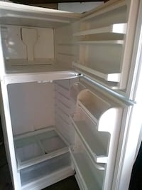 white top-mount refrigerator Irving, 75062
