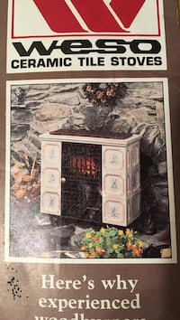 Weso ceramic tile stoves box Hope Hull, 36043