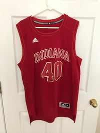 IU  Basketball Jersey (Like new condition) Indianapolis, 46268
