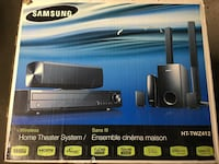 Samsung 1000W 5cd changer home theatre system Toronto, M9V