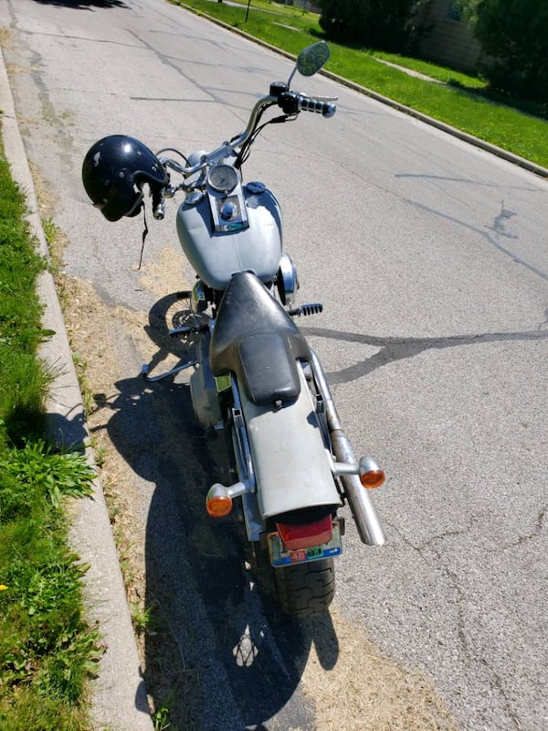 2003  Softail (will trade 4 Truck) 2