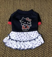 Hello kitty Dog clothes.  Brand new. Toronto, M2N 6H9