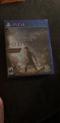 Assassin's creed Odyssey ps4 game Dallas, 75287