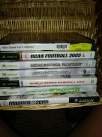 7 Xbox games Knoxville