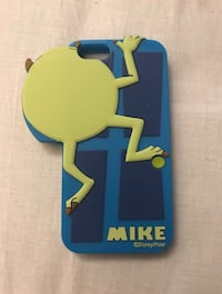 Cassa blu e verde di Mike per iPhone Milan, 20143