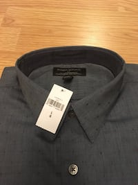 Banana Republic - Black and gray men's shirt Toronto, M1W
