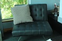 Black couch and chair set  , V0N 3Z2