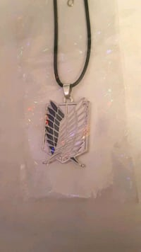 Attack on titan Survey Corps necklace  London, N6J 2A2